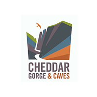 cheddar gorge and caves logo